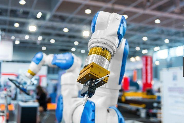 Robots entreprises